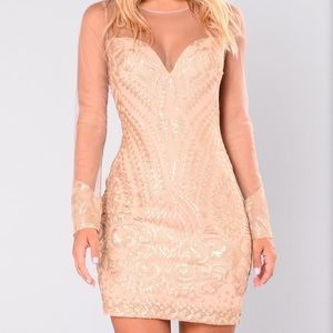 Tao Sequin Dress